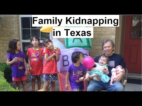 National Safe Child Show - Rembis Family Kidnapping in Texas