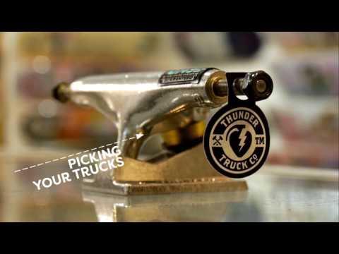 Skate Workshop Series: Picking your skateboard wheels