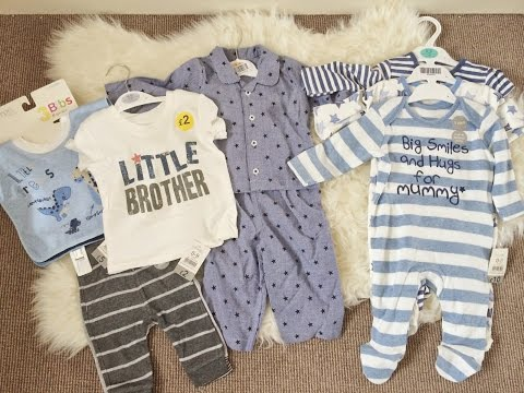 Week 13 - buying first baby clothes!
