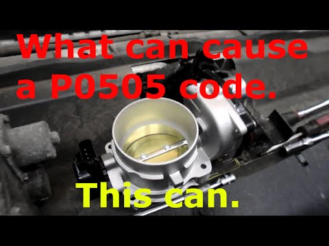 How to replace the throttle body on all Ford F series 5.4 and 4.6