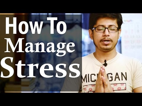 Stress management techniques | how to relax