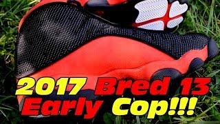 Air Jordan 13 Retro   BRED   2017 Early First Look! 5dbce4446