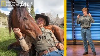 Why Four Cowboys Rode Wild Horses 3,000 Miles Across America (Part 3)   Nat Geo Live