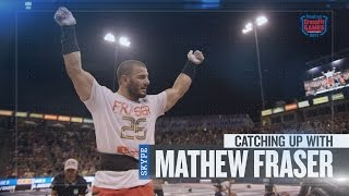 Update Studio: Catching Up With Mat Fraser
