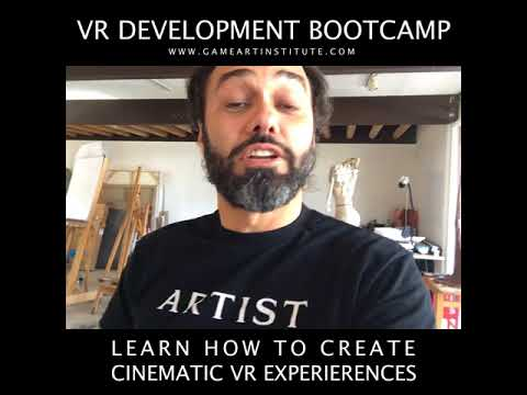 VR Development Bootcamp Project: Create A Cinematic VR Experience In Unity
