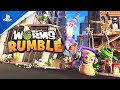 Worms Rumble Announcement Trailer PS4
