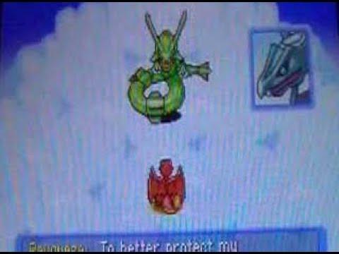 Pokemon Mystery Dungeon Blue Rescue Team Walkthrough Episode 38 Getting Rayquaza
