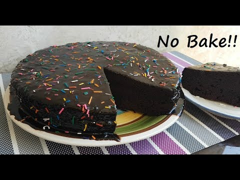 No Bake Chocolate Cake | How to make Chocolate cake | Best Cake
