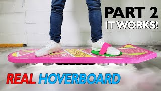 HOVERBOARD TEST PART 2 2