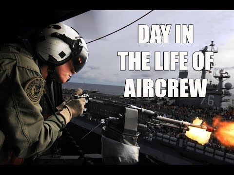 HOW TO BECOME AN AIRCREWMAN