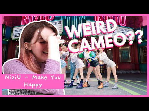 FIRST TIME Reacting to NiziU『Make you happy』M/V | Hallyu Doing