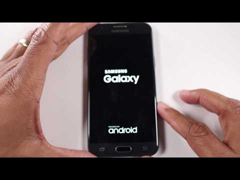 How to Hard Reset the Samsung Galaxy J3, J7, and Halo