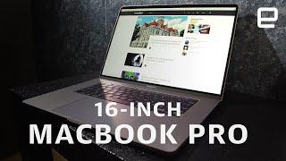 Apple 16-inch MacBook Pro hands-on