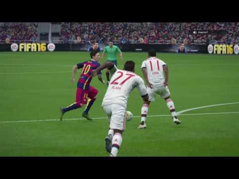 GeniusTech Plays FIFA 4-0 Victory Funny Stuff Amazing Goals