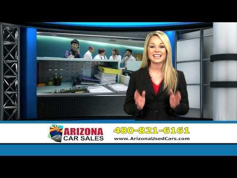 Guaranteed Credit Approval- Auto Financing at Arizona Car Sales in Mesa, AZ