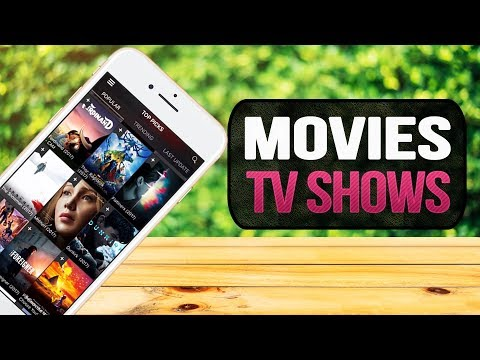 Best App to Watch New Movies & TV Shows for FREE 2018! | iOS 11-10-9 (NO JAILBREAK)