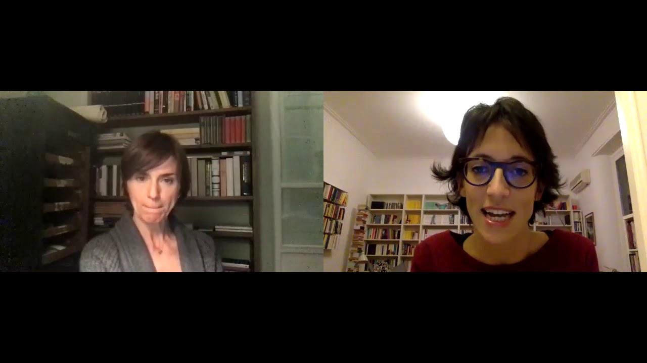Scrivere? L'ostinazione della letteratura. Chiara Marchelli con Federica Manzon