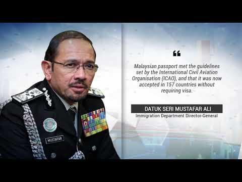 Malaysian Passport Sixth Most Powerful Globally