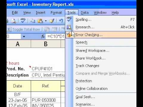Microsoft Office Excel 2003 AutoCorrect keeps capitalizing words that follow an abbreviation