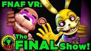 Download FNAF VR - The End of FNAF! | Five Nights At Freddy's VR: Help Wanted (Ending) Video