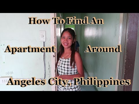 How To Find An Apartment Around Angeles City, Philippines
