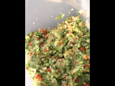 Sweet Pickle Relish Mix