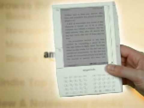 Kindle: Amazon's Wireless Reading Device