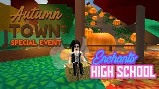 Autumn Town Is Finally Here Reacting To Autumn Town Royale High Brand New Update Roblox - Royale High Fall Videos 9tubetv