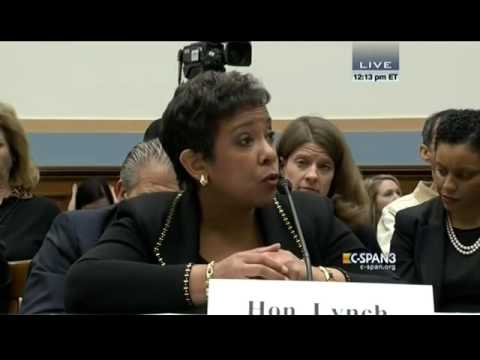 Rep. Franks Questioning AG Loretta Lynch on Born Alive Protections