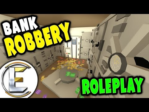 Download CITY BANK ROBBERY - Gone completely wrong | Unturned Roleplay