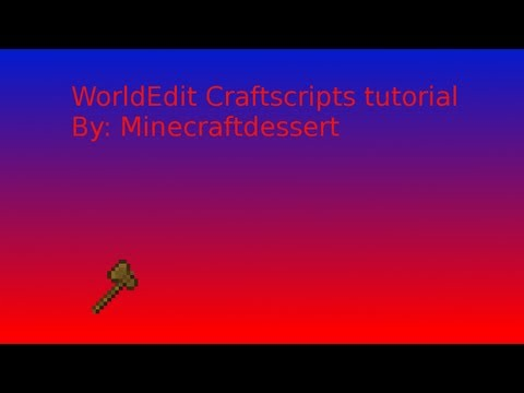 How to install craftscripts for worldedit [Bukkit] 1.5.2 Mac and Windows