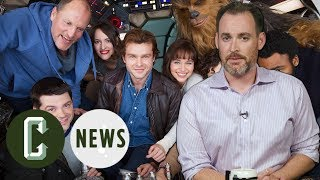 Star Wars: Young Han Solo Movie Fires Directors Lord & Miller - Collider News