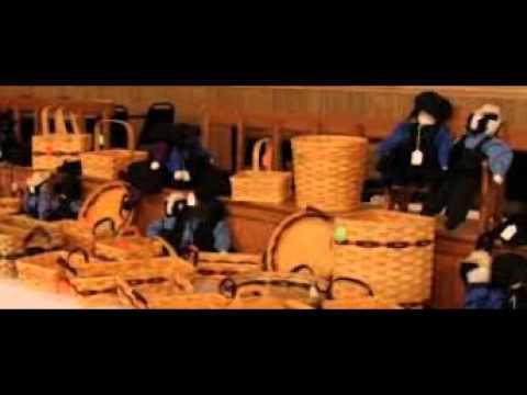 Amish Wood Crafts