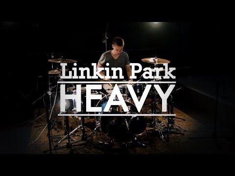 Linkin Park - Heavy (feat. Kiiara) - Drum Cover (Disero Remix)