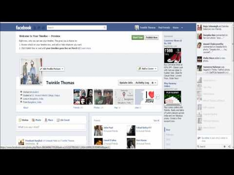 MANDATORY UPDATE FACEBOOK WILL BE UPGRADED TO TIMELINE LAYOUT ON MARCH 30 2012