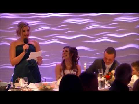 Best Maid of Honor speech