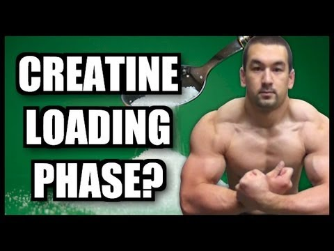 Creatine Loading Phase: Is It Necessary?
