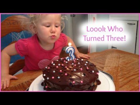 A Birthday on the Homestead