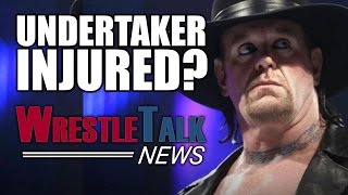 John Cena Out Of WWE In 2017? The Undertaker Injured? | WrestleTalk News