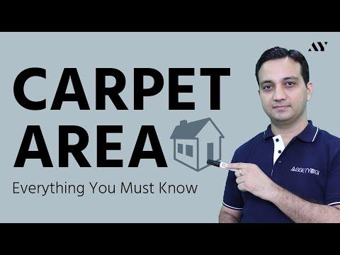Carpet Area - Calculation, Formula & Measurement