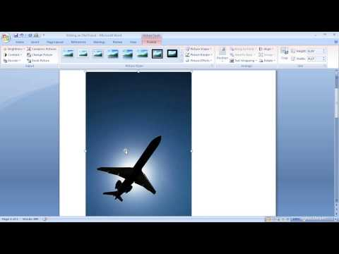 Adding Images to a Document