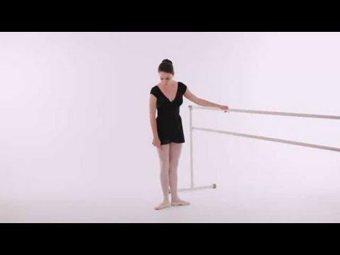 How to Do a Plie   Ballet Dance