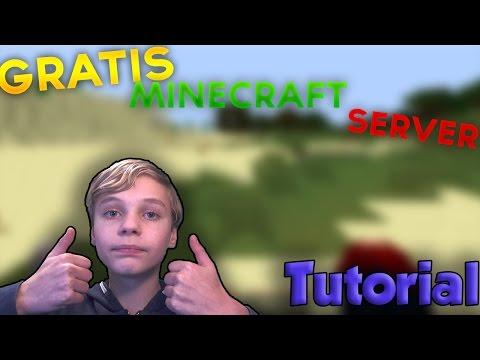 GRATIS MINECRAFT SERVER MAKEN! [NL]