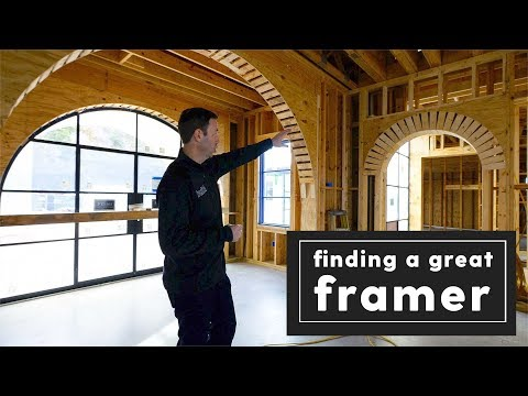 Finding a Great Framer - 3 Tips