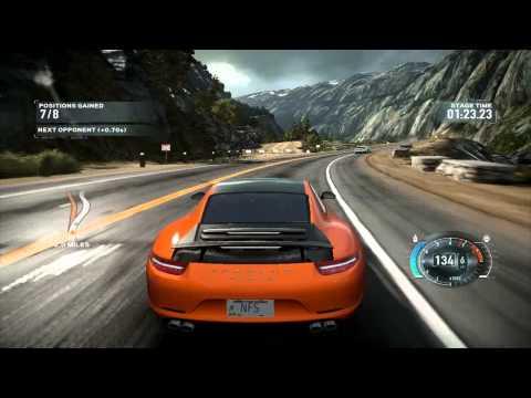 Need For Speed The Run - Haswell Pentium G3220 [Gameplay]