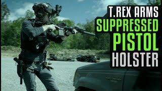 Ragnaroksd Suppressed Pistol Holster