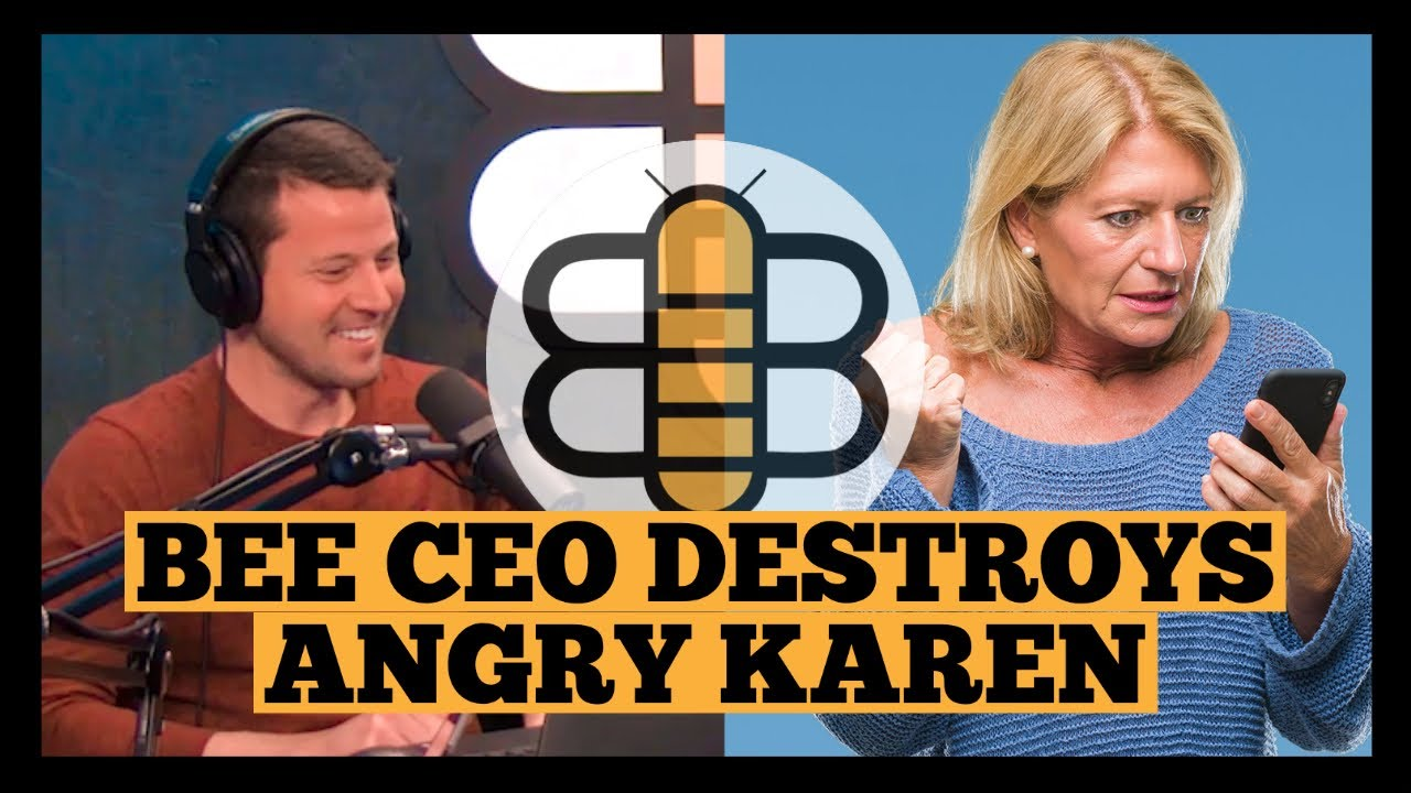 Babylon Bee CEO Reads Aloud Hilarious Hate Email Exchange