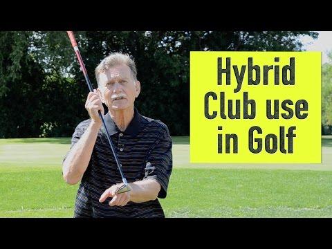 Hybrid Club use in Golf