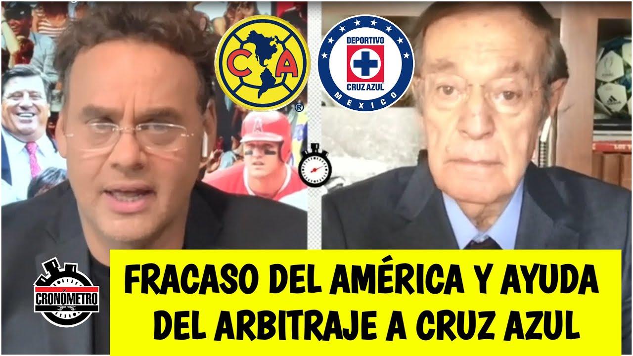 LIGUILLA LIGA MX La eliminación del América y la polémica de Cruz Azul con el arbitraje | Cronómetro