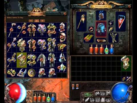 Path of Exile Vendor Recipe 3 slot 3 color linked and 6 slot items